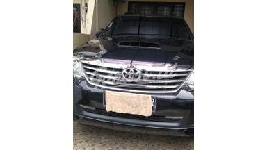 2014 Toyota Fortuner G - Bekas Berkualitas