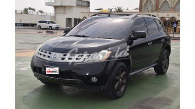 2007 Nissan Murano Sunroof