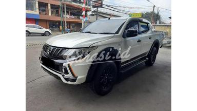 2018 Mitsubishi Strada Triton Exceed Athele - Mobil Pilihan
