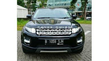 2012 Land Rover Range Rover Vogue Dynamic Luxury - Langsung Tancap Gas
