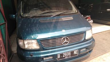 1996 Mercedes Benz V-Class V 230 - SIAP PAKAI!