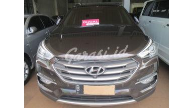 2016 Hyundai Santa Fe limited - Unit Istimewa