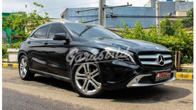 2014 Mercedes Benz GLA GLA200 1.6 Turbo - Body Mulus