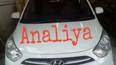 2012 Hyundai I10 MT - Tdp Minim Bisa Bawa Pulang Mobil