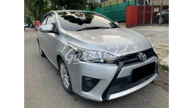 2015 Toyota Yaris E - Mobil Pilihan