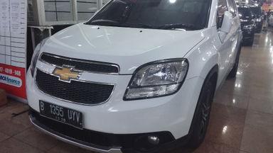 2015 Chevrolet Orlando LT - istimewa bro