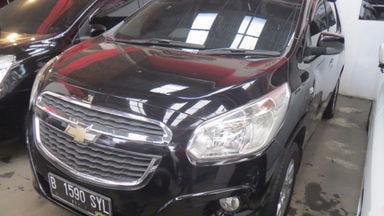 2013 Chevrolet Spin LTZ - Rawatan Istimewa Siap Pakai