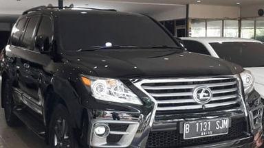 2014 Lexus LX 570 F SPORT - Istimewa