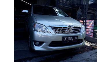 2011 Toyota Kijang Innova G - Nyaman Terawat