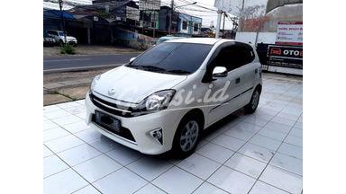 2014 Toyota Agya G - tangan pertama