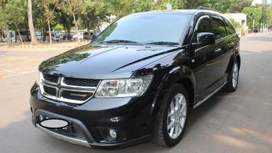 2013 Dodge Journey SXT Platinum - Unit Mulus, Siap Pakai