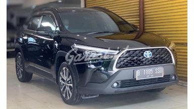 2020 Toyota Corolla Cross Hybrid - Kondisi Ciamik