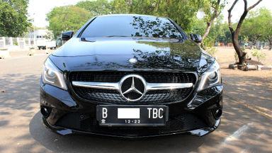 2014 Mercedes Benz CLA-Class 200 - GOOD CONDITION TERAWAT,MULUS,INTERIOR OKE & SANGAT APIK