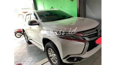 2016 Mitsubishi Pajero exceed