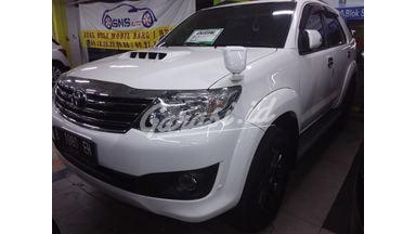 2014 Toyota Fortuner G. VNT - SUV gagah, irit bertenaga, interior mewah