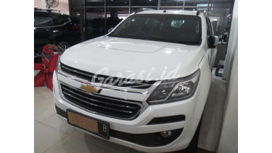 2017 Chevrolet Trailblazer ltz - Istimewa