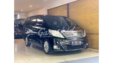 2013 Toyota Alphard G - Kondisi Ok & Terawat