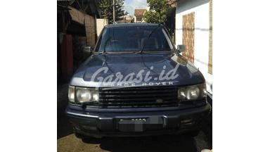 1997 Land Rover Discovery Limited Autobiography - Rawatan pribadi istimewa siap pakai