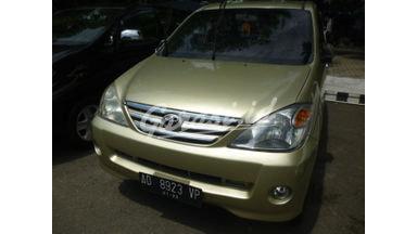2004 Toyota Avanza G - Nyaman Terawat
