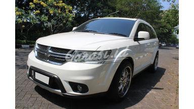 2012 Dodge Journey SXT Platinum - SIAP PAKAI HARGA MURAH