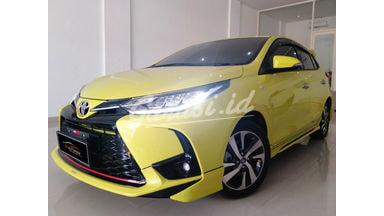 2020 Toyota Yaris S TRD