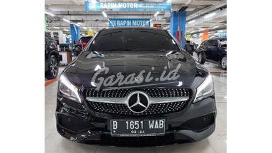 2018 Mercedes Benz CLA-Class 200 AMG