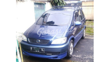 2003 Chevrolet Zafira CD