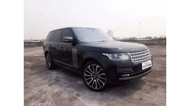 2013 Land Rover Range Rover Vogue 5.0 at - Siap Pakai
