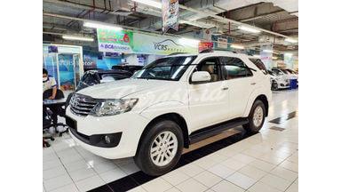 2012 Toyota Fortuner G luxury