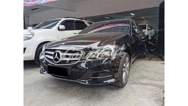 2014 Mercedes Benz E-Class 250 - Mobil Pilihan