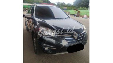 2013 Renault Koleos 2.5 - Siap Pakai