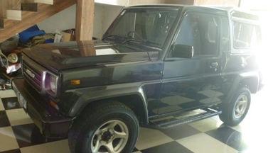 1993 Daihatsu Taft GT 4X4 - Mulus Langsung Pakai