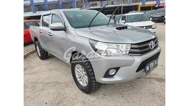 2015 Toyota Hilux E VNT TURBO - Terawat Mulus