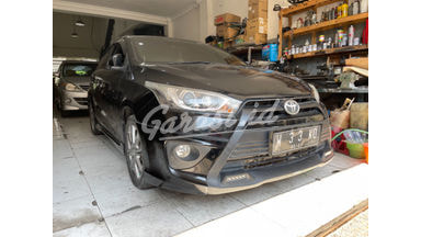 2016 Toyota Yaris TRD Sportivo