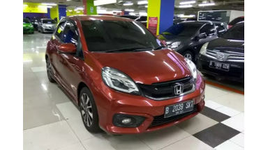 2016 Honda Brio RS - Istimewa Like New Promo Dp Ringan