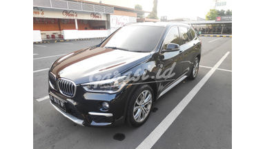 2017 BMW X1 SDrive18i Xline - Tangan pertama Low KM