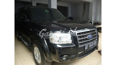2009 Ford New Everest 2.5 L at - Nyaman Terawat