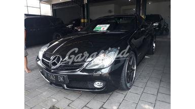 2010 Mercedes Benz Slk 200 - Istimewa Siap Pakai