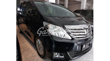 2012 Toyota Alphard G - Good Condition