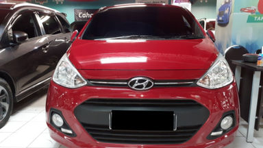 2014 Hyundai Grand I10 GLS A/T - Mulus Terawat