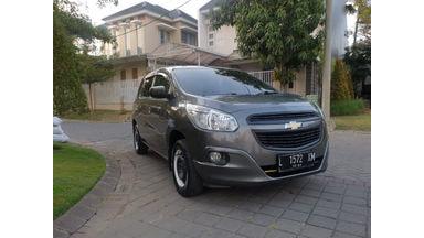 2013 Chevrolet Spin LS - Kredit Tersedia