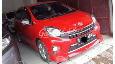 2015 Toyota Agya TRD sportivo - Siap Pakai