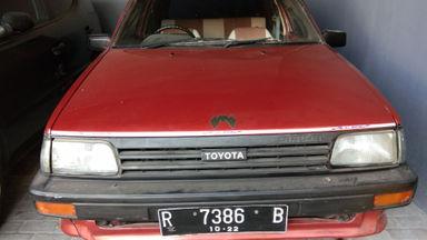 1987 Toyota Starlet - Siap Pakai Mulus Banget