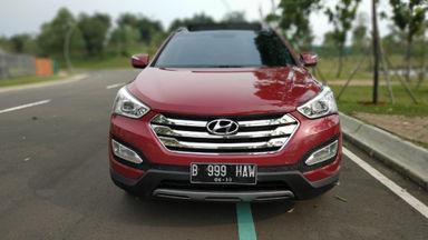 2012 Hyundai Santa Fe SANTA FEE CRD 1 - UNIT TERAWAT, SIAP PAKAI, NO PR