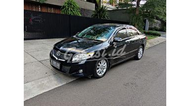2010 Toyota Corolla Altis V