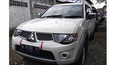 2010 Mitsubishi Strada triton - Good Condition