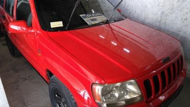 2001 Jeep Cherokee 2.5 - SIAP PAKAI!