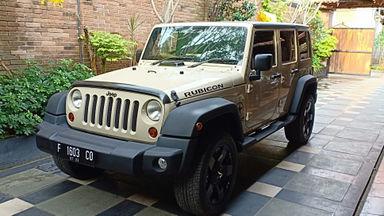2012 Jeep Wrangler Unlimited Jk Sport - Terawat Siap Pakai
