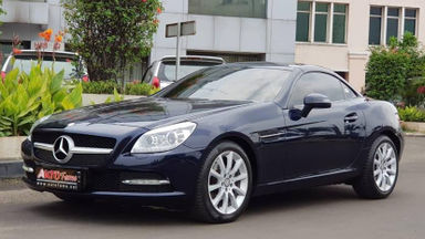 2014 Mercedes Benz Slk panoramic roof - Barang Langka rare item istimewa