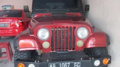 1982 Jeep CJ CV-7 - Mulus Terawat